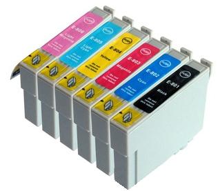 EPSON T0807 Multipack - kompatibilní