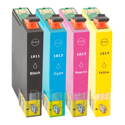 EPSON T1806 - č.18 - Multipack - kompatibilní