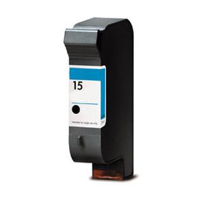 HP č.15 - C6615 - kompatibilní