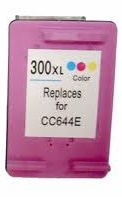 HP 300XL - CC644E - kompatibilní - barevná