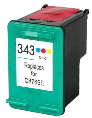 HP č.343 - C8766E - kompatibilní