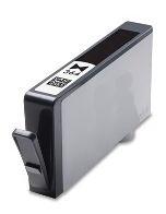 HP 364 XL Photo Black - CB322EE - fotočerný - kompatibilní - včetně čipu