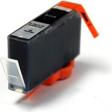 HP 655 - CZ109AE - černá - kompatibilní