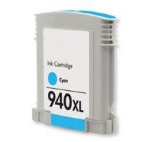HP 940XL - C4907A - modrý - kompatibilní