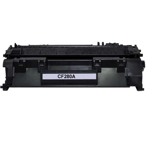 HP CF280A - 80A - kompatibilní toner