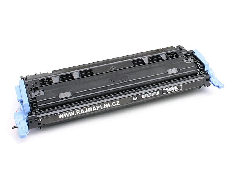 HP Q6000A černý - 124A - kompatibilní