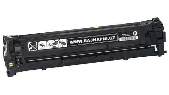 HP CB540A černý - 125A - kompatibilní
