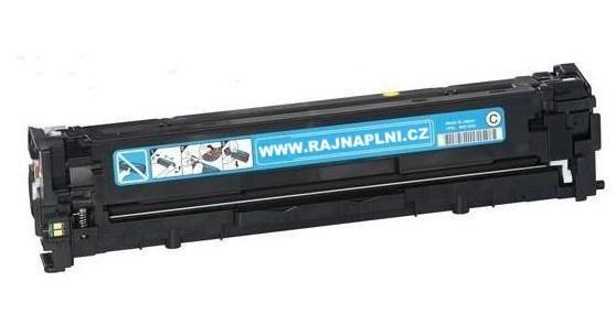 HP CB541A modrý - 125A - kompatibilní