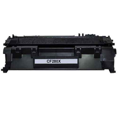 HP CF280X - 80X - kompatibilní toner
