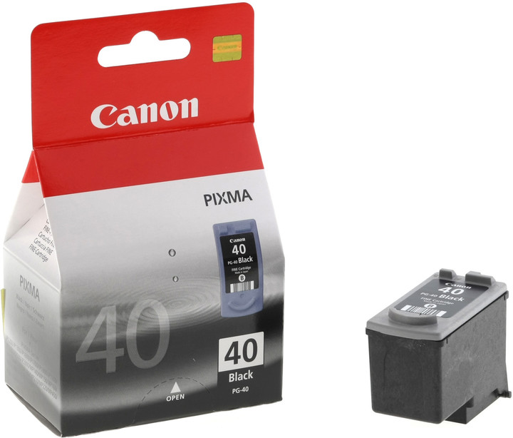 Canon PG-40 černý ORIGINÁLNÍ