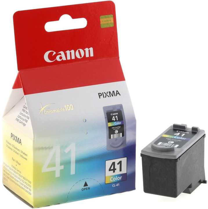 Canon CL-41 barevný ORIGINÁLNÍ