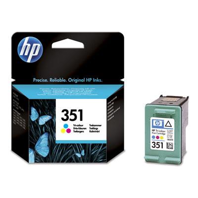 HP č.351 - CB337E - ORIGINÁLNÍ