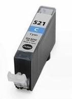 Canon CLI-521C - kompatibilní - včetně čipu