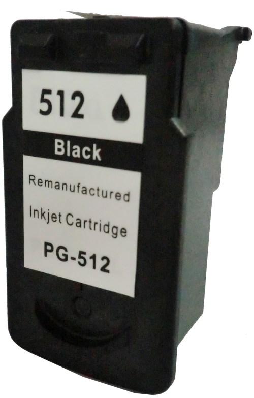 Canon PG-512 - černý - kompatibilní